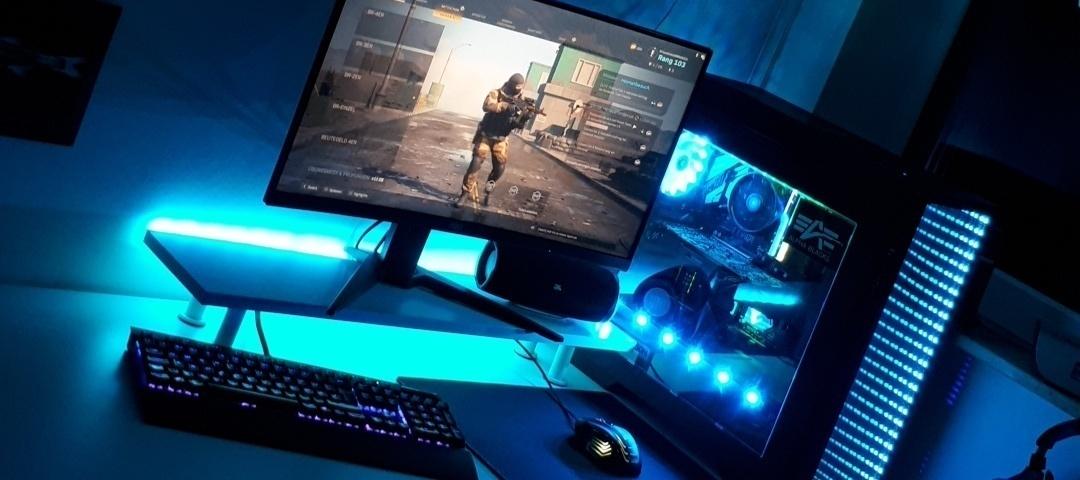 Die O2 - Gamer - Setup Tour!