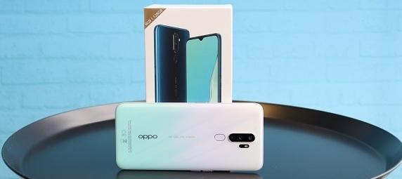 Das OPPO A9 2020! Sei die/der erste Tester/in.