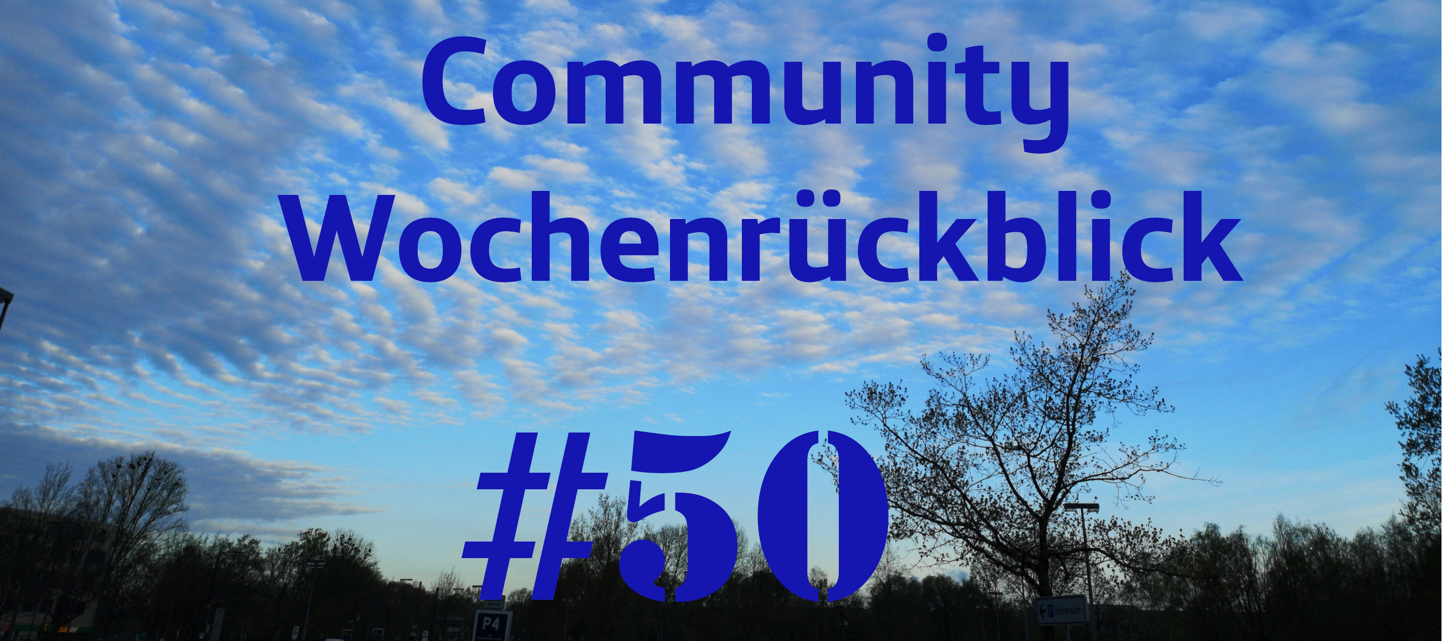 Community Wochenrückblick #50