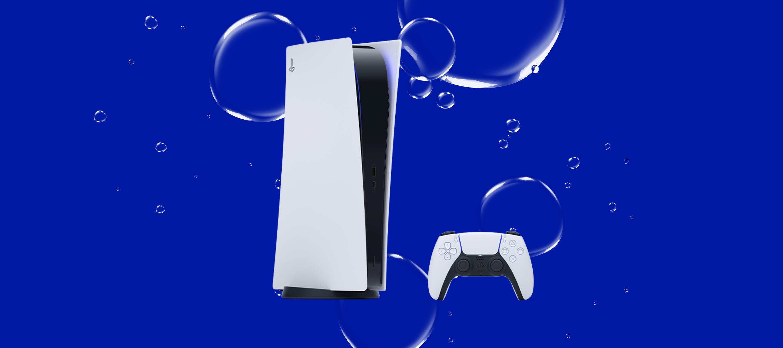 Neu und limitiert erhältlich: Die Sony PlayStation 5 bei O₂