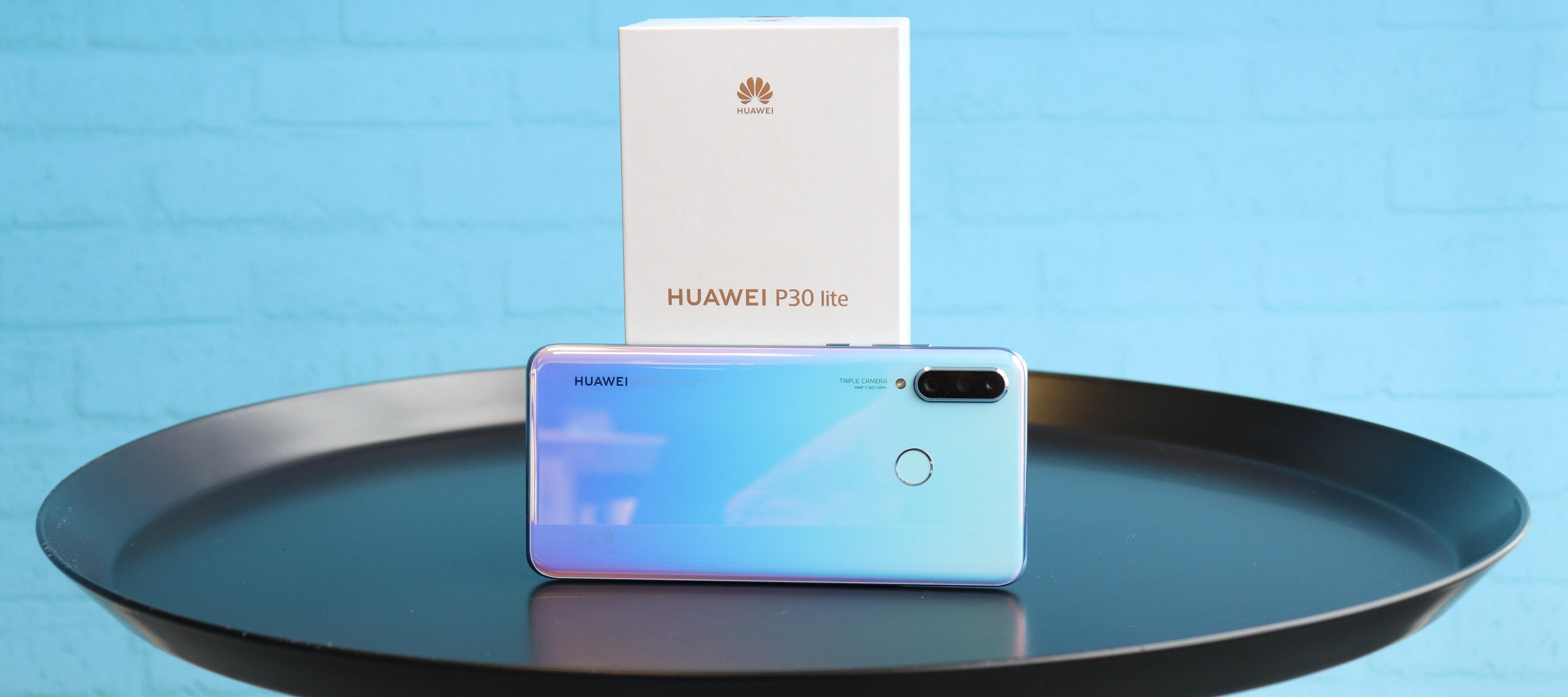 Huawei P30 Lite Testgerät: Teste den Preisknaller!