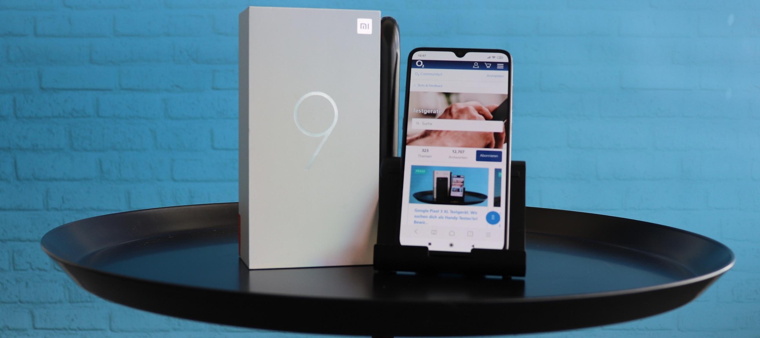 Xiaomi Mi 9 Testgerät: Xiao dir das mal an - Bewerben und Handytester/in werden!