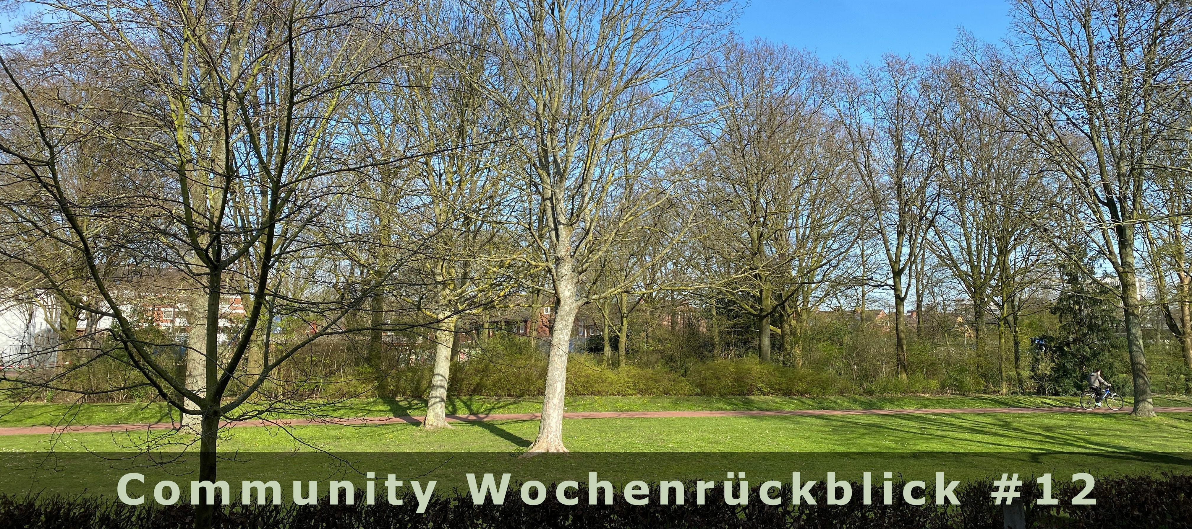 Community Wochenrückblick #12