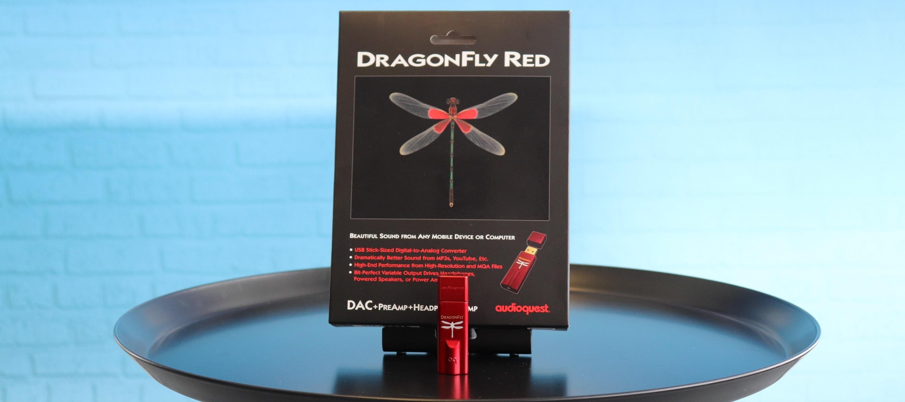 DragonFly Red Testgerät: Mache dein Smartphone, Notebook oder deinen PC zum High-End-Musicplayer!
