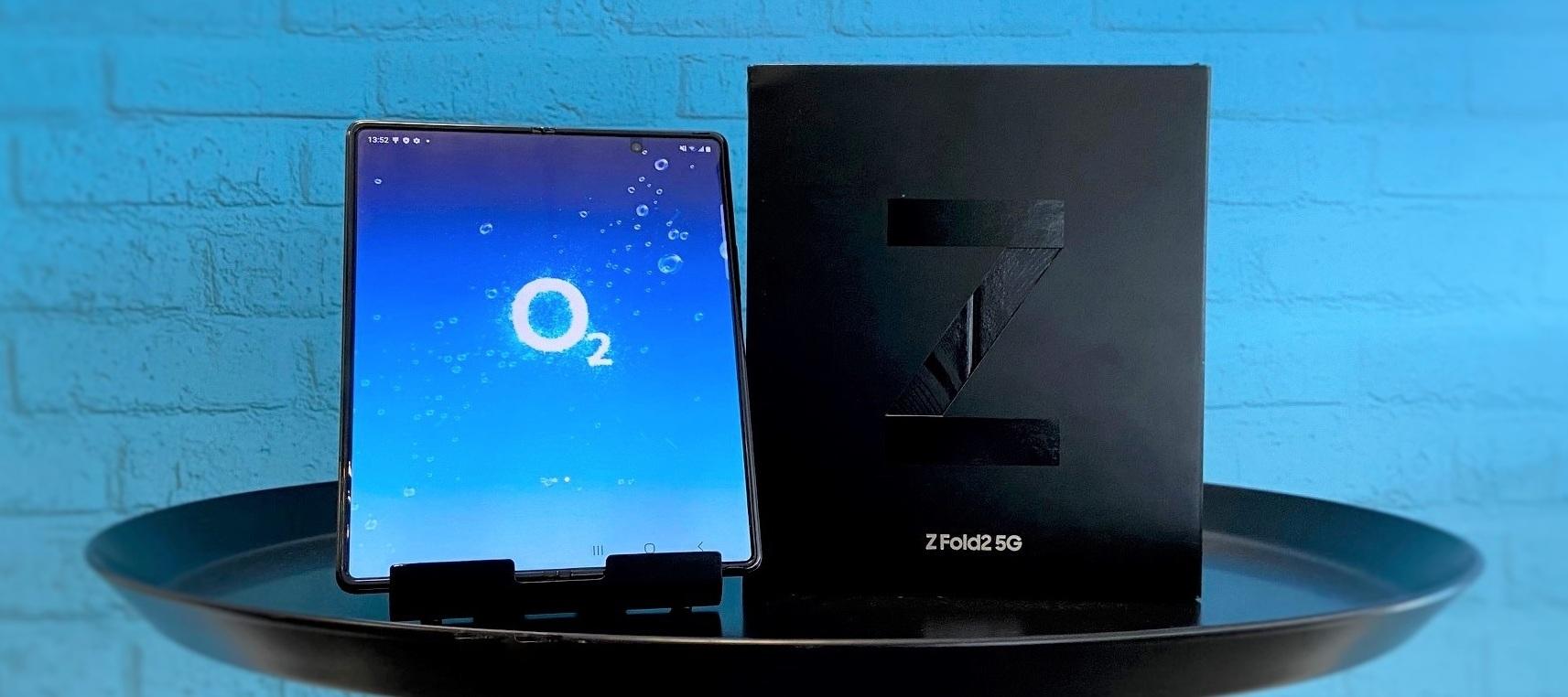 Samsung Galaxy Z Fold2 5G Testgerät - Wir vergeben das Foldable für einen Produkttest