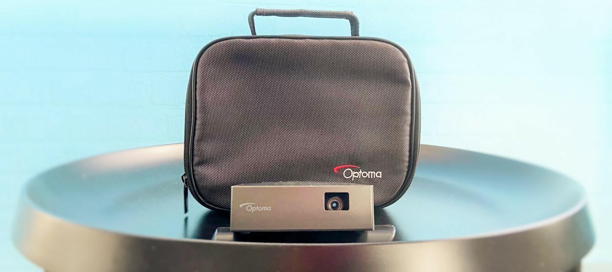 Optoma LV130 - Der kompakte Beamer sucht eine/n Produkttester/in - jetzt bewerben!
