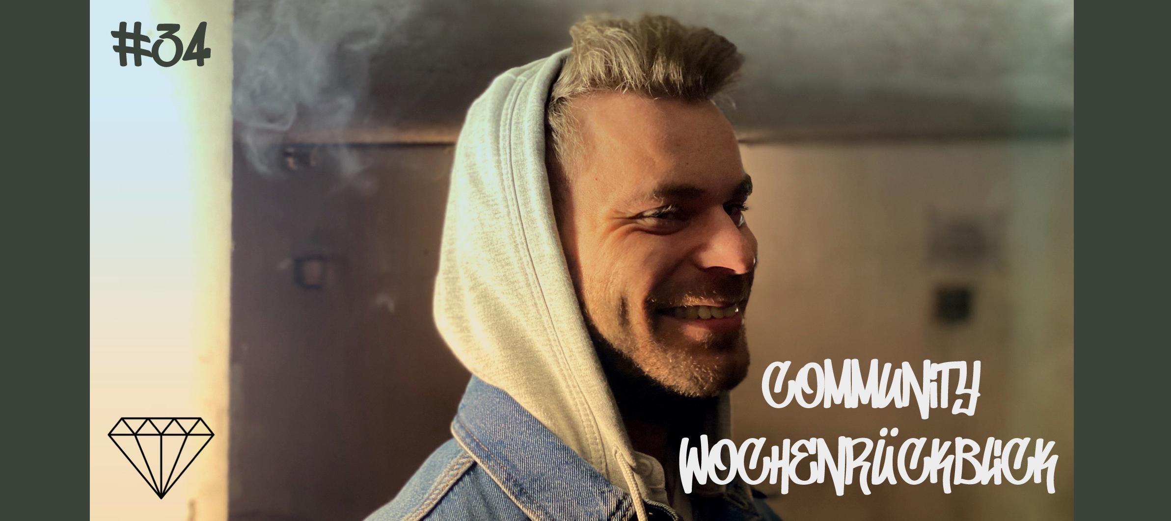 Community Wochenrückblick #34