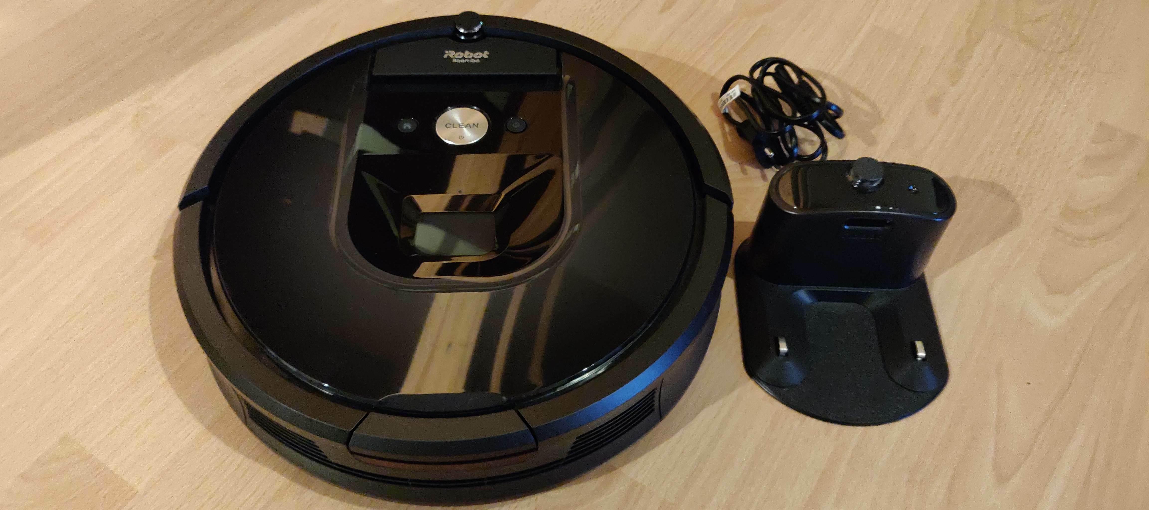 Testbericht Roomba 981