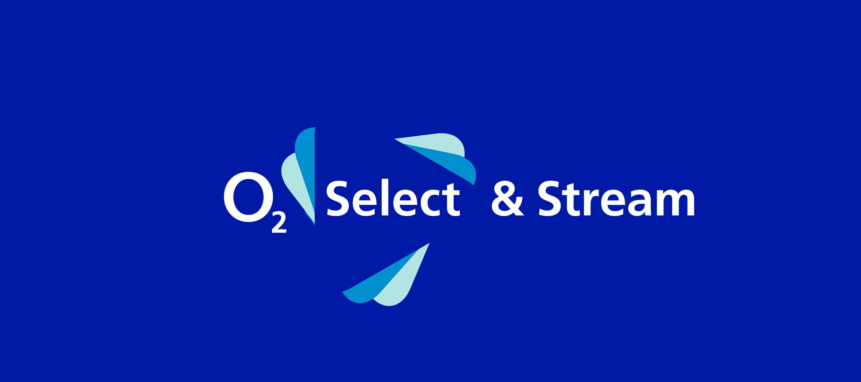 O₂ Select & Stream: Ein Jahr Video- und TV-Streaming zu deinem Tarif