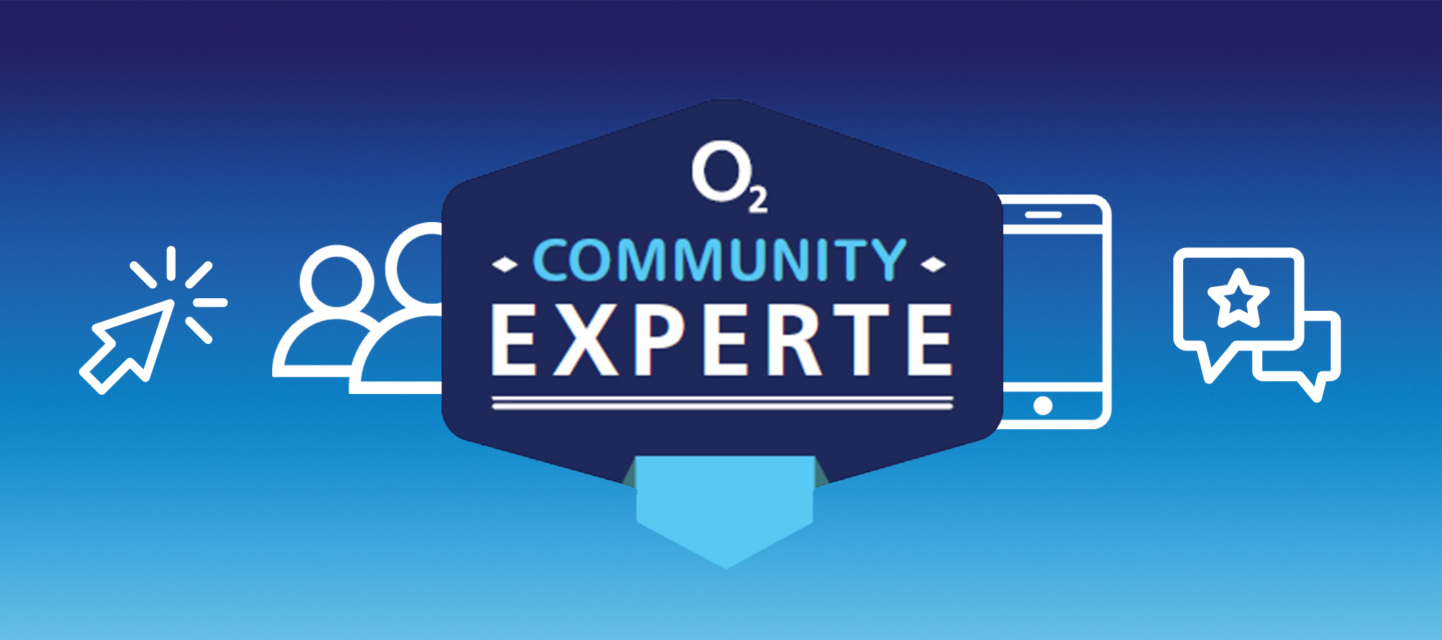 Unsere neuen Experten in der Community