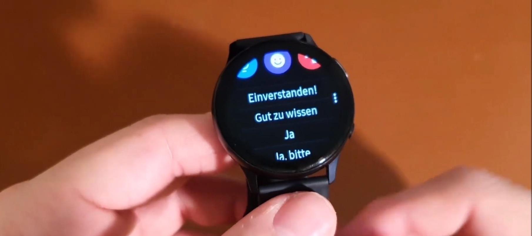 Mein Fazit nach 4 Wochen mit der Samsung Galaxy Watch Active 2