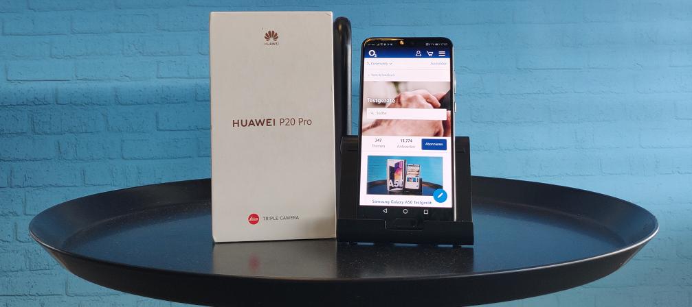 Huawei P20 Pro: Werde Testerin oder Tester und berichte uns, was das Fotowunder noch so drauf hat.
