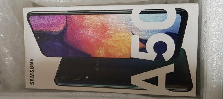 Testbericht Samsung Galaxy A50