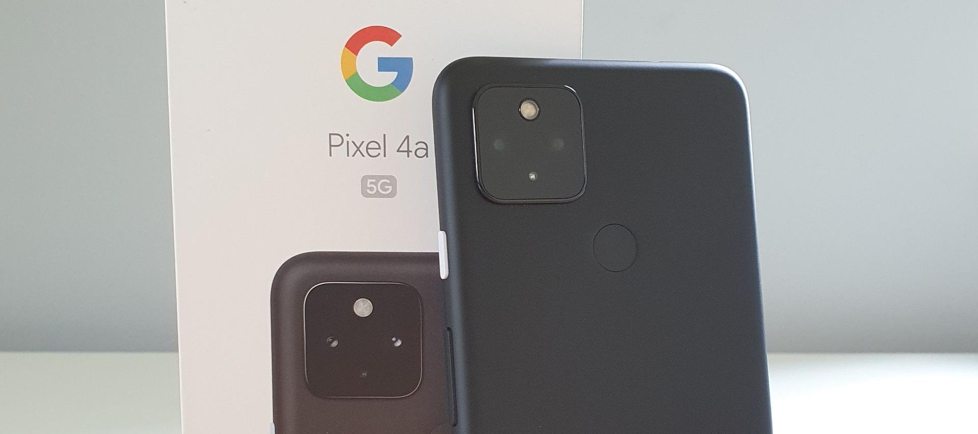 Google Pixel 4a 5G - Der Preis / Leistungskracher
