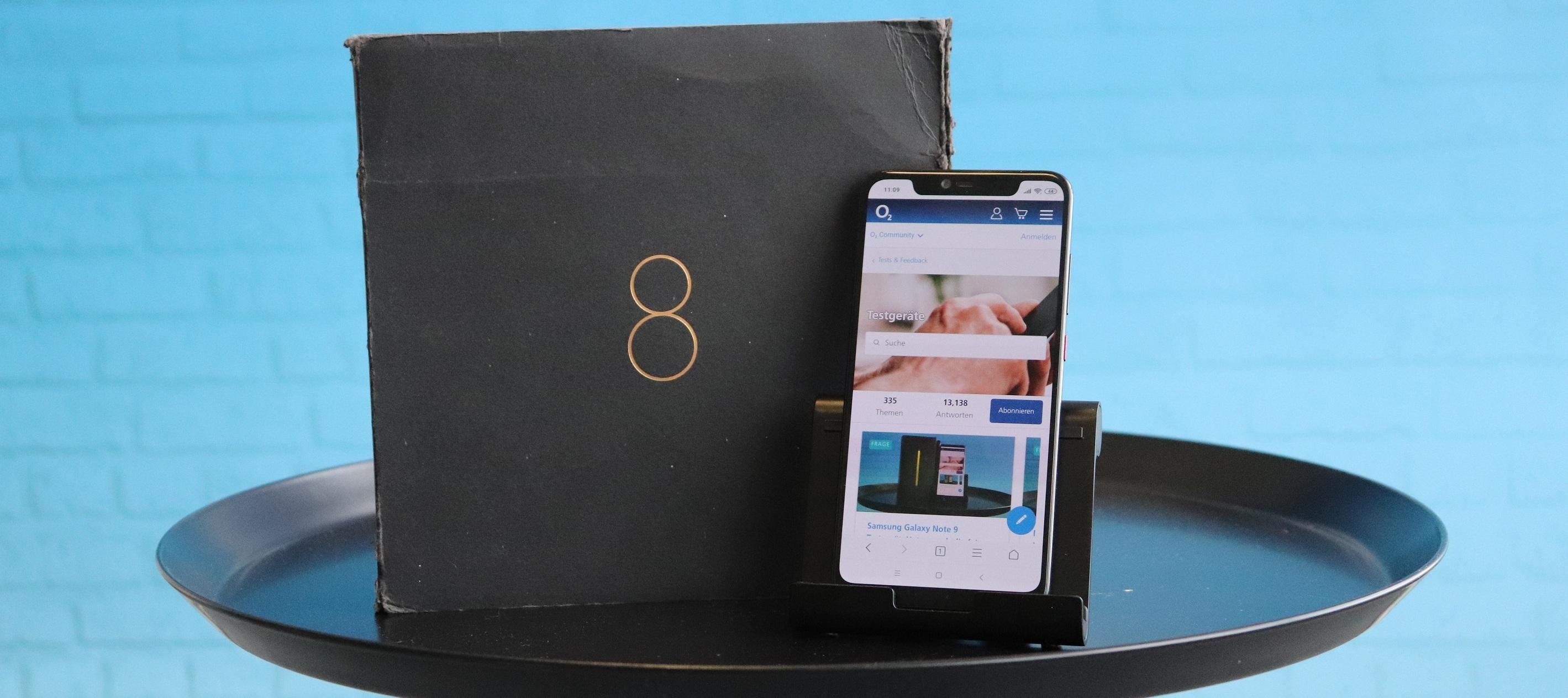 Xiaomi Mi 8 Testgerät: Entdecke dein Talent als Smartphone-Tester/in! Bewirb dich jetzt!