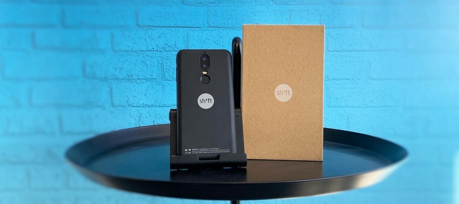 SHIFT6mq Testgerät - umweltfreundliches Smartphone sucht dich als Produkttester*in