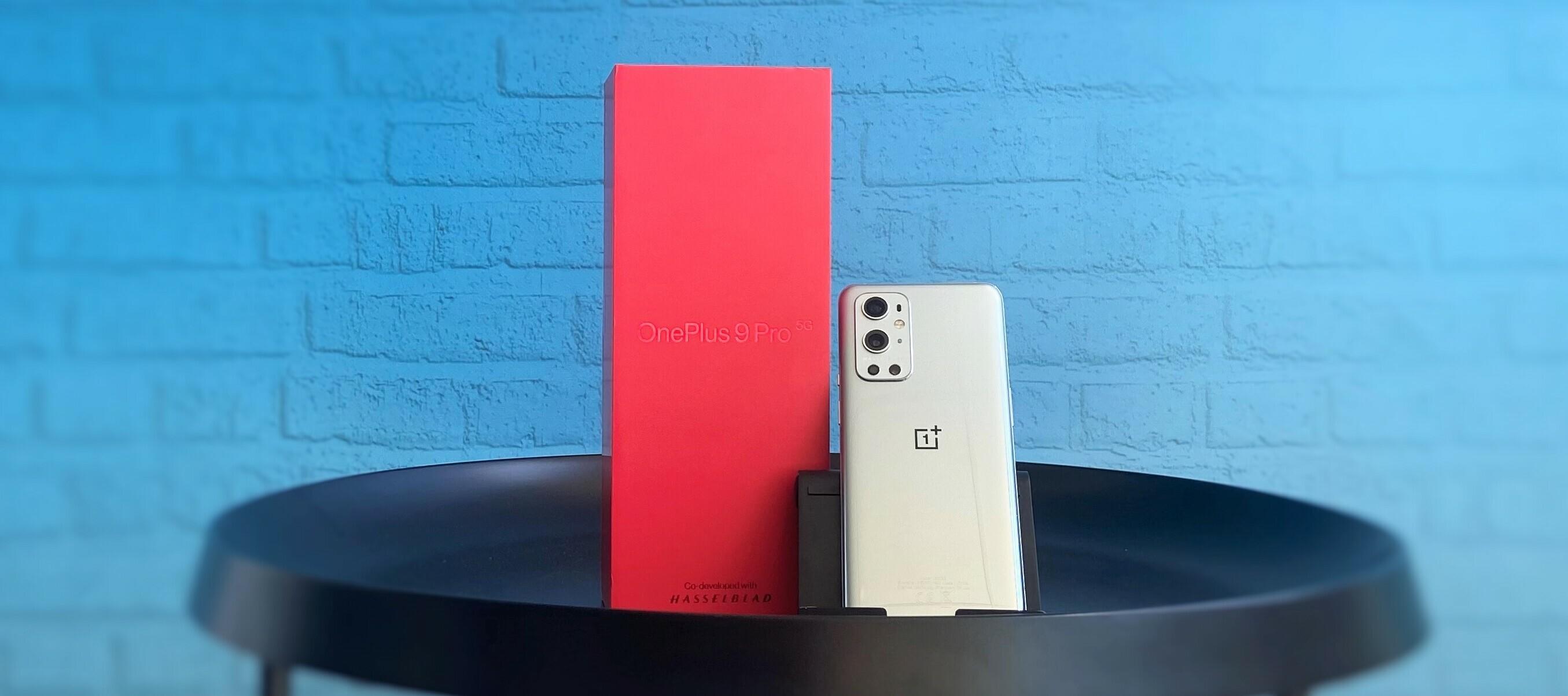 OnePlus 9 Pro Testgerät - wird das Smartphone mit einer Eins plus mit Sternchen von dir ausgezeichnet?
