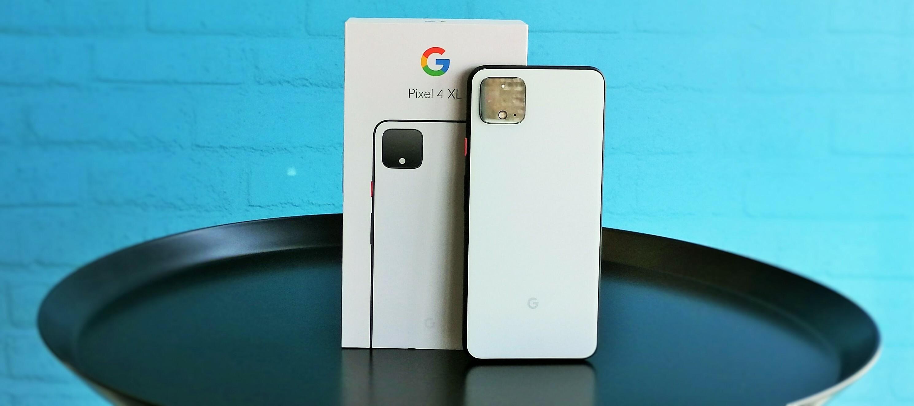 Google Pixel 4 XL. Werde Tester/in des unverbauten Google Vergnügens.