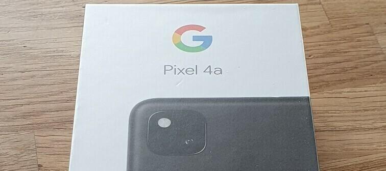 Das Google Pixel 4a : Klein, fein und richtig gut!