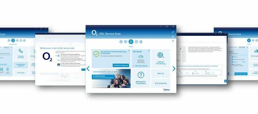 o2 DSL Service Suite für MAC: Tester*innen gesucht!