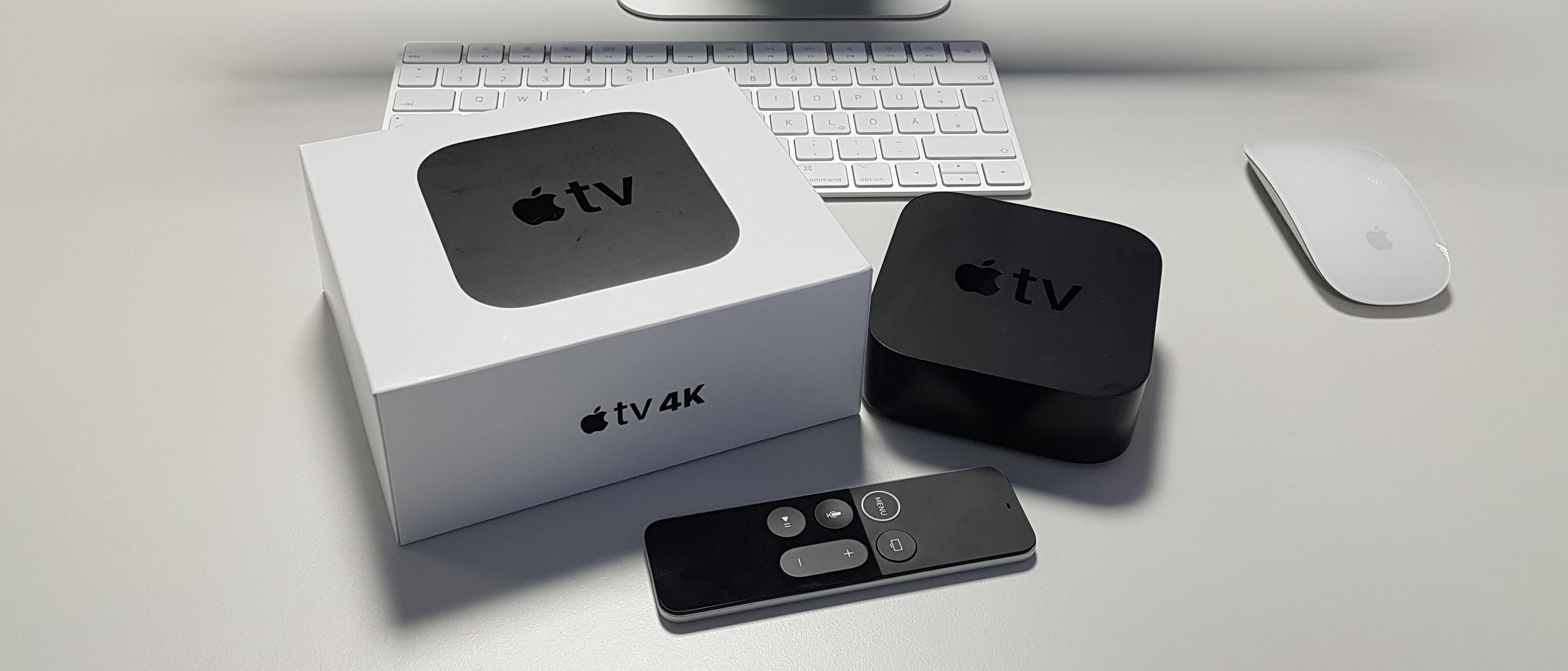Apple TV 4K - Dein Test in Ultra HD ist gefragt!