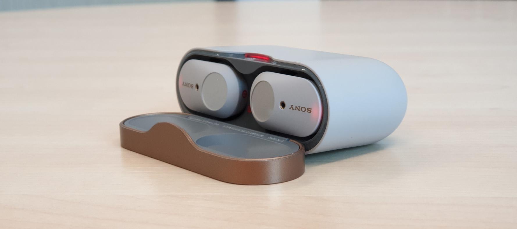 Sony WF-1000XM3 - klein aber oho