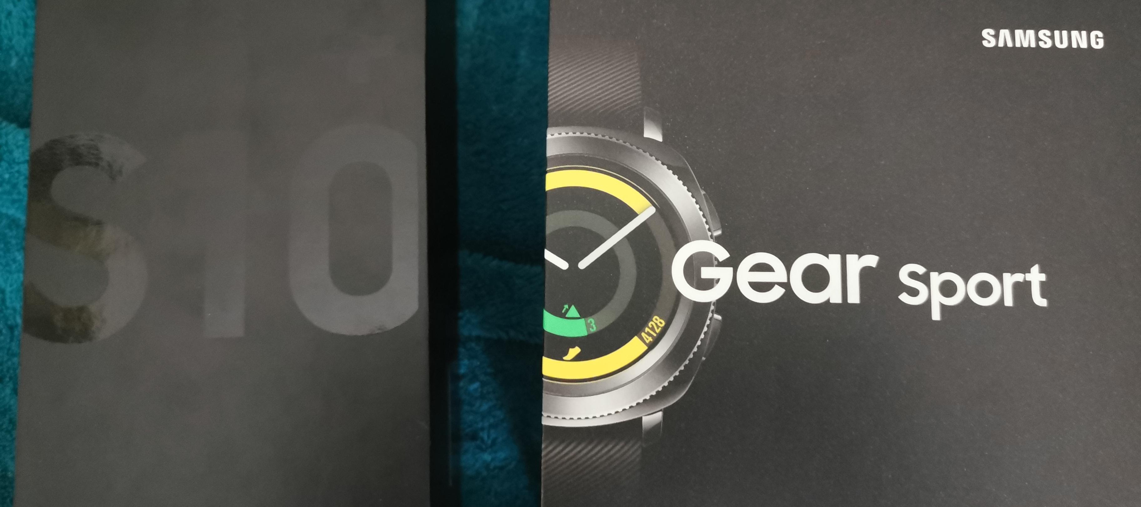 Mein Testbericht zu Samsung Galaxy S10+ und Samsung Gear Sport