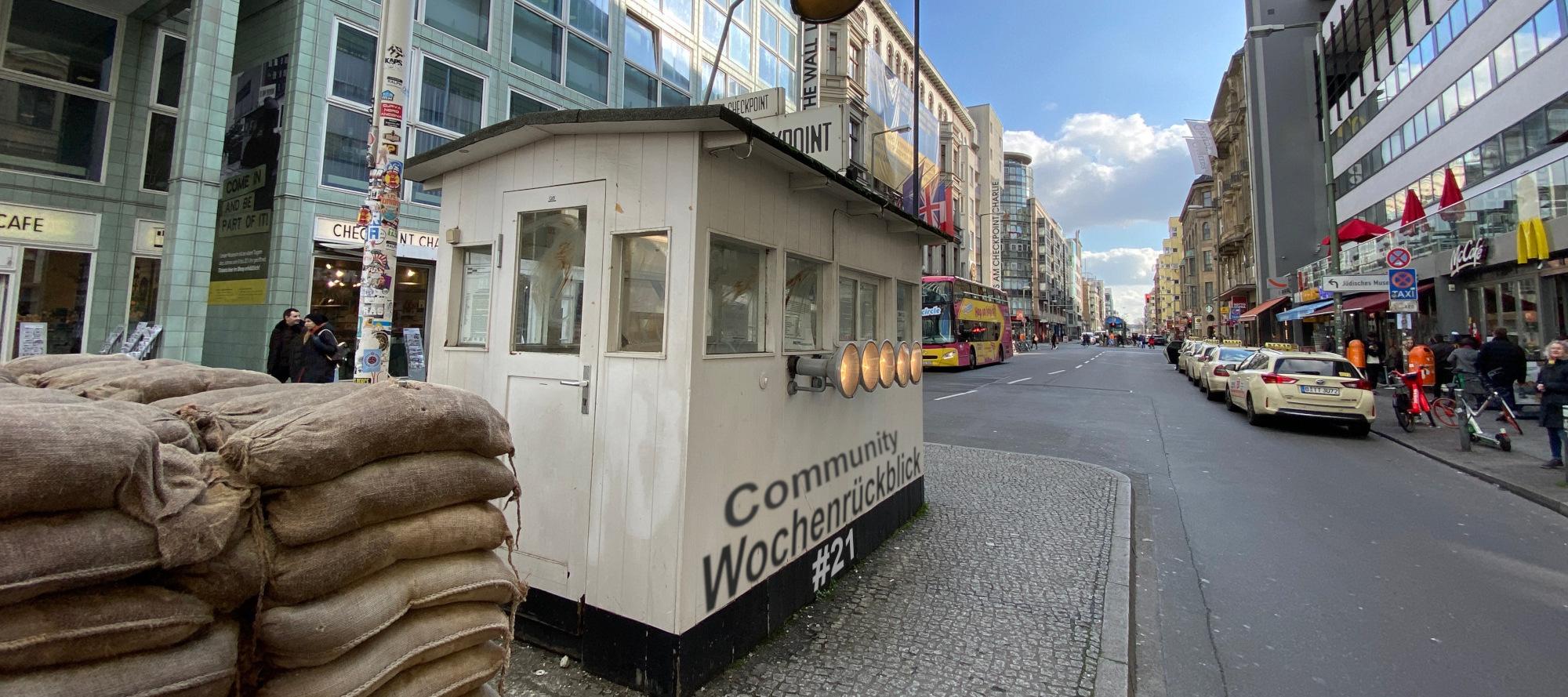 Community Wochenrückblick #21