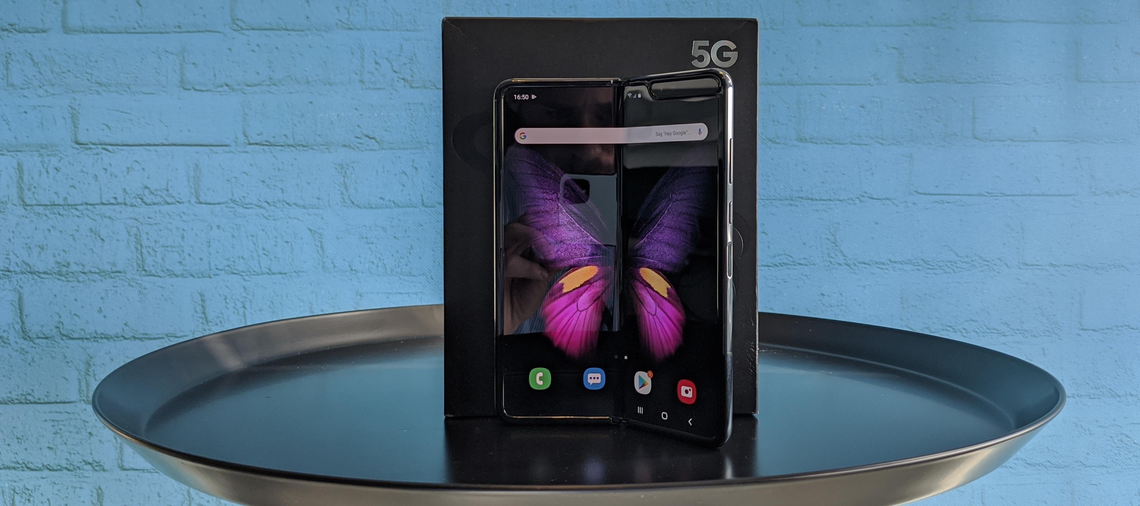 Samsung Galaxy Fold - Produkttest zum falten gesucht - Jetzt bewerben!