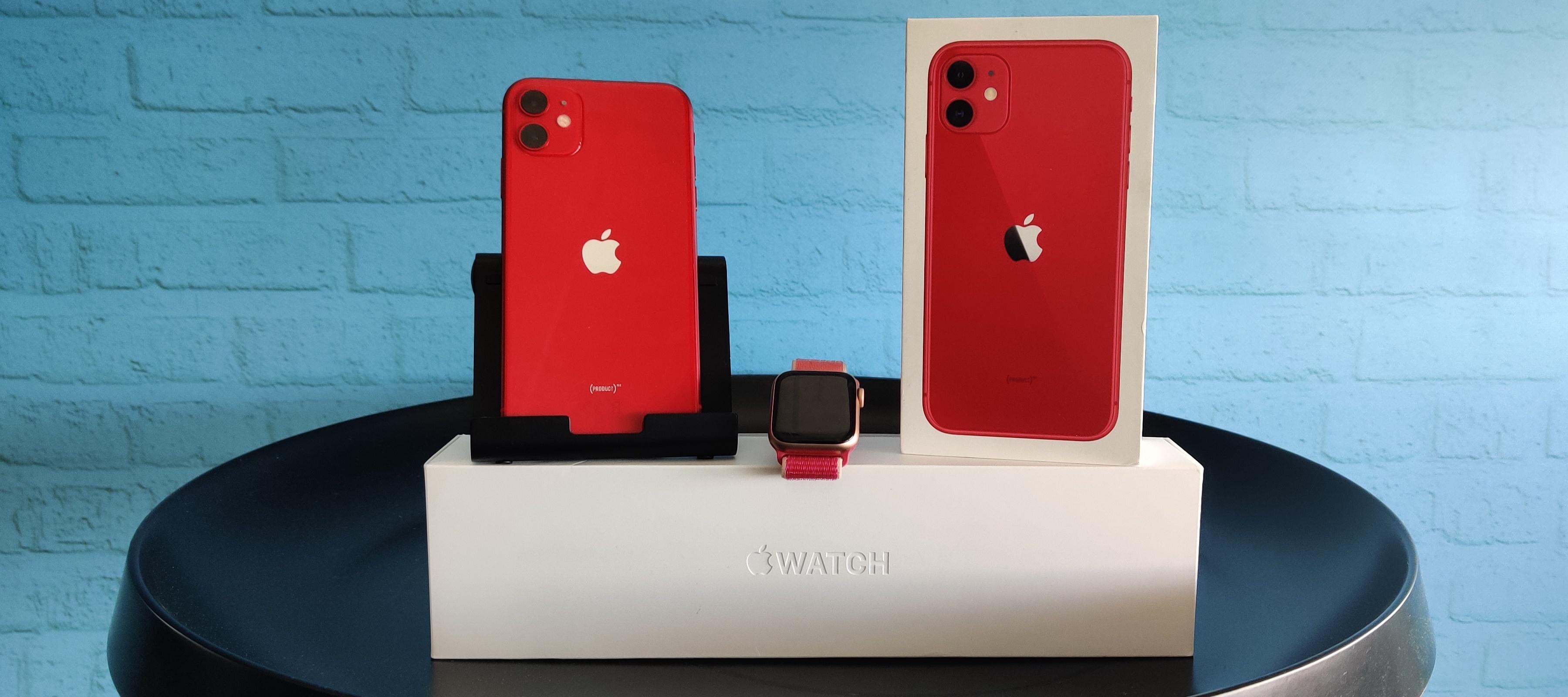 Apple Bundle: iPhone 11 & Apple Watch Series 5 - Produkttester gesucht