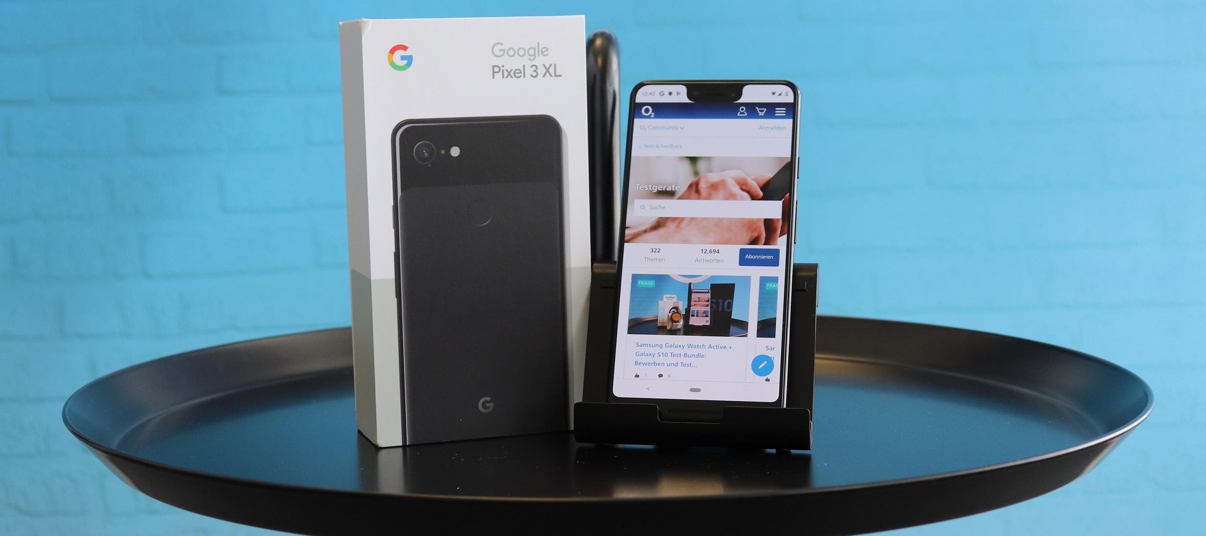 Google Pixel 3 XL Testgerät: Werde als Tester oder Testerin in der Community aktiv - Bewirb dich jetzt!