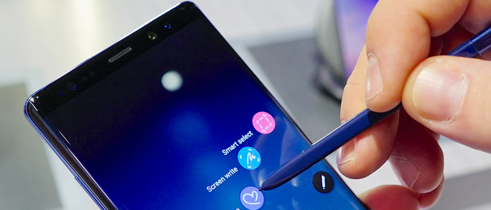 [Testbericht] Samsung Galaxy Note8 - Do bigger things