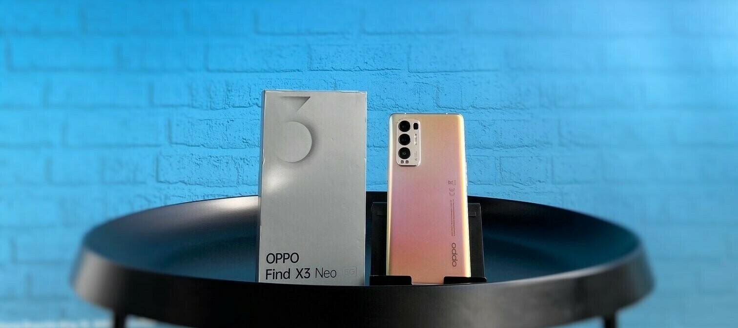 Teste jetzt das attraktive Oppo Find X3 Neo!