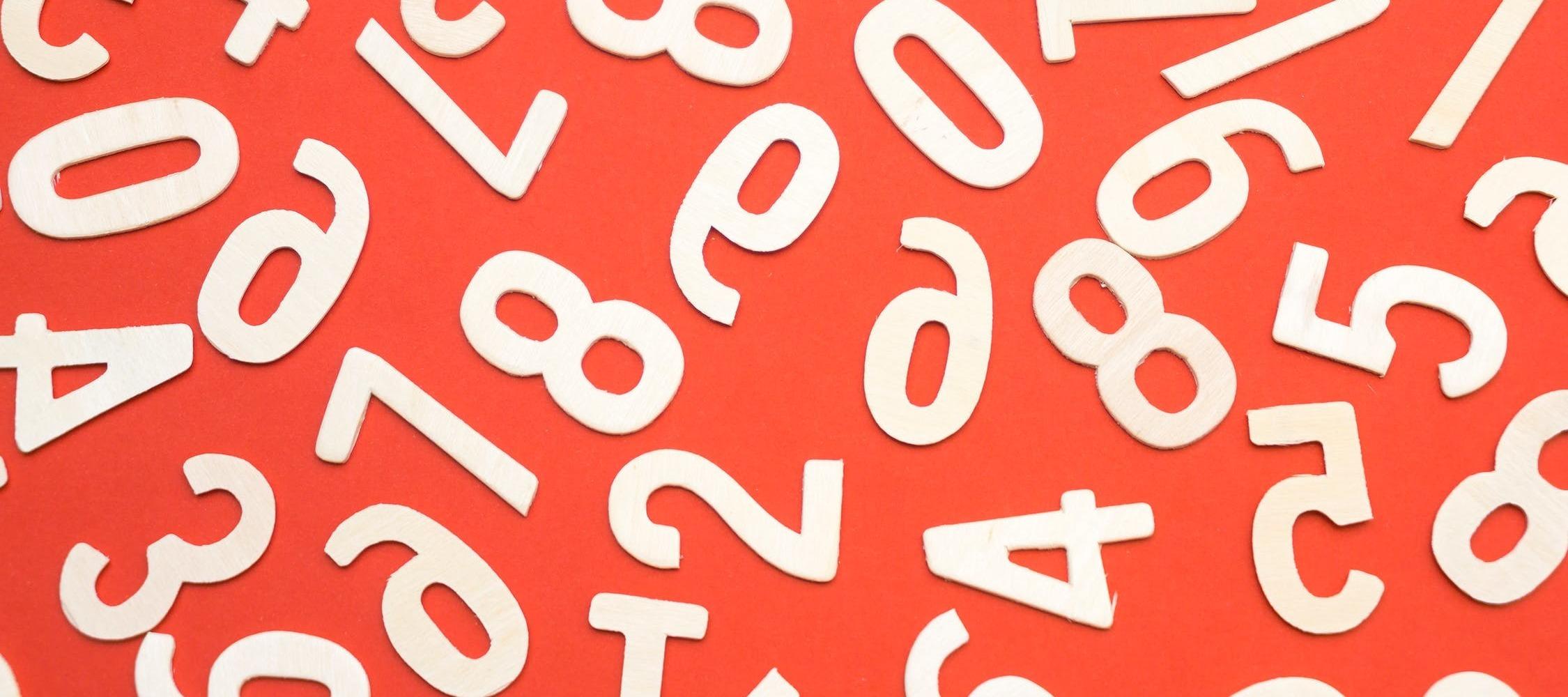 Bitte wählt per Zufall eine Zahl zwischen 1 und 10