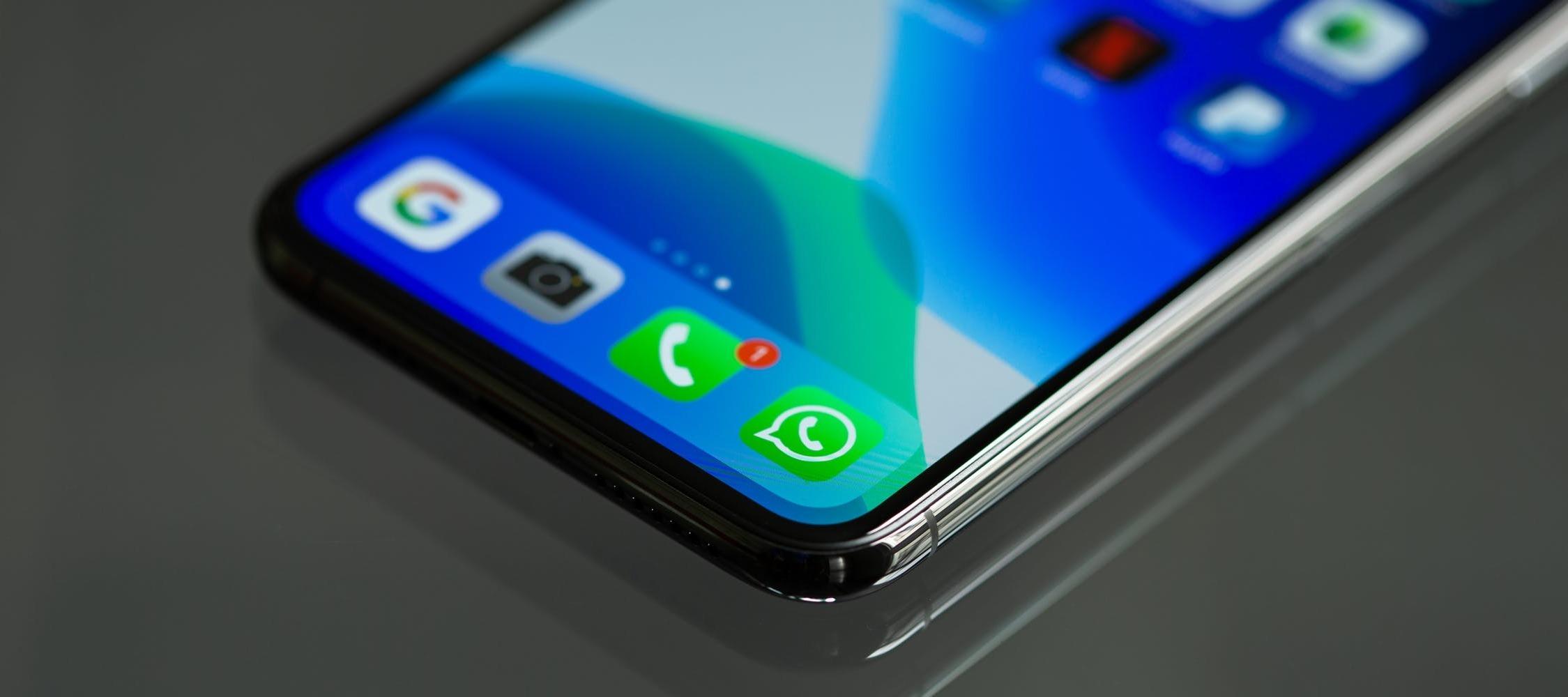 Whatsapp - Dark Mode