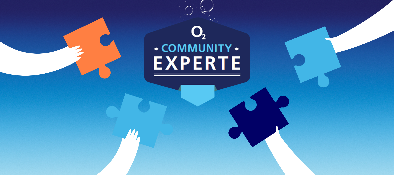 Unsere O₂ Community Expert:innen bekommen Unterstützung