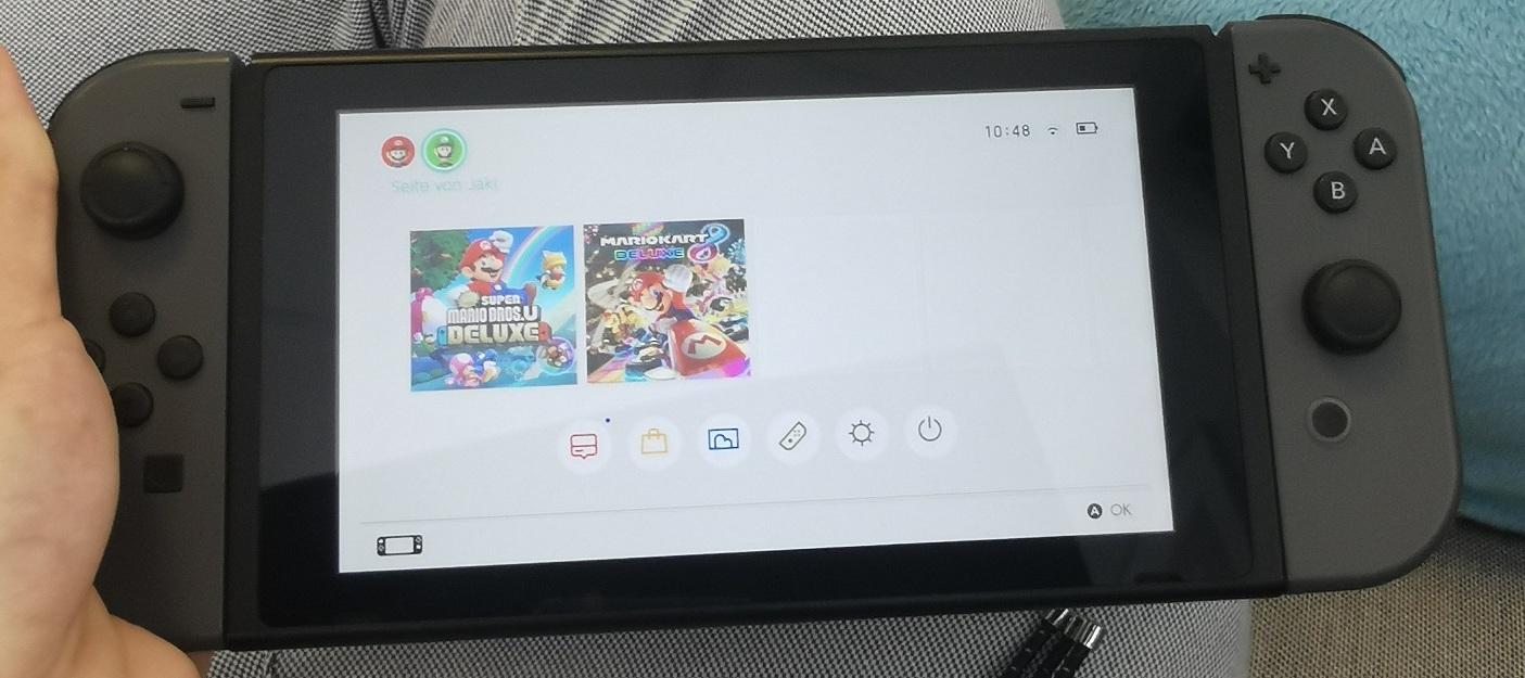 Mein Testbericht zur Nintendo Switch