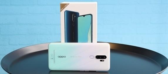 Oppo A9 2020 - teste viel Smartphone zu einem geringen Preis!
