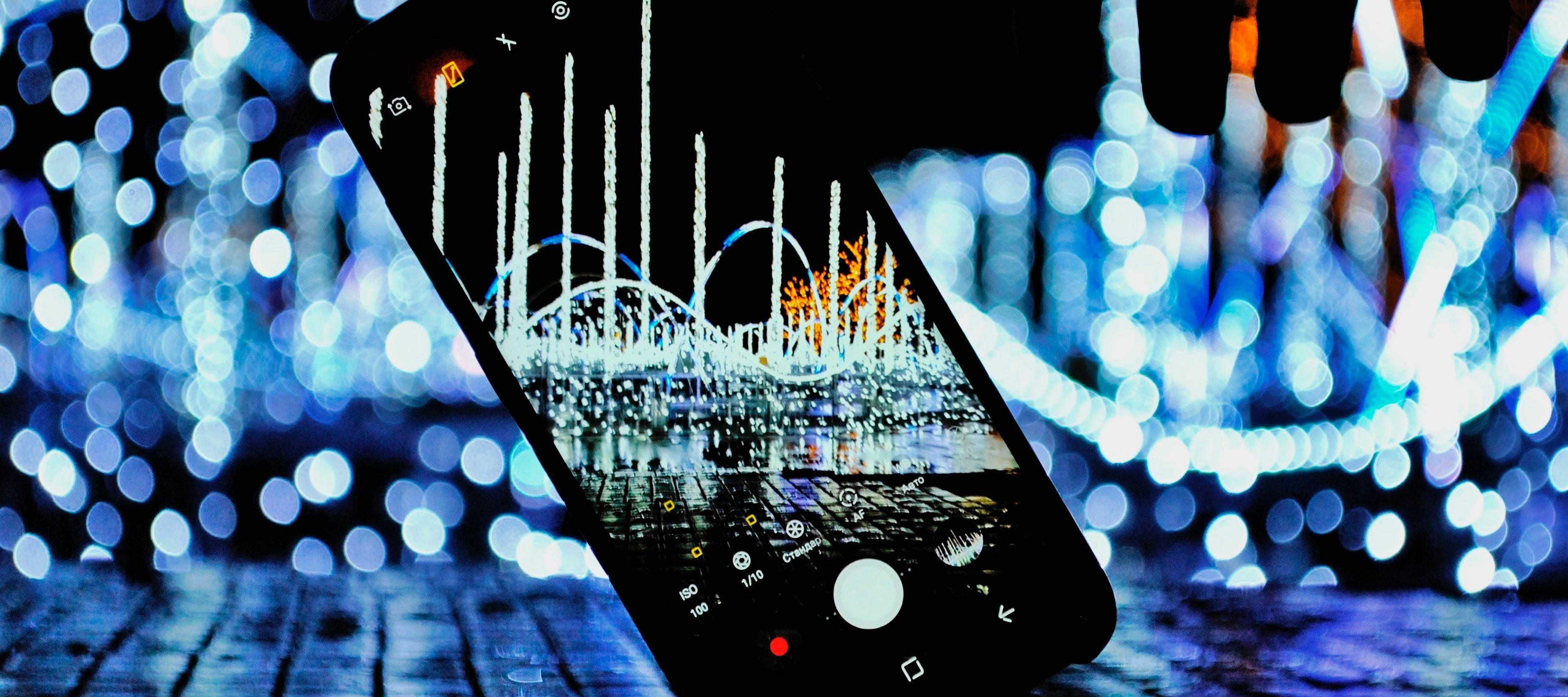 Anteaser: Vorstellung des neuen Samsung Galaxy.