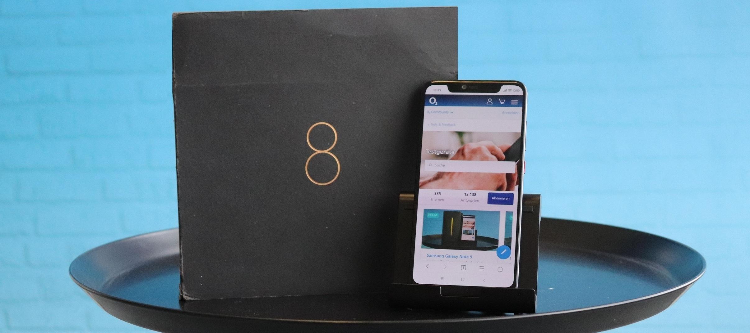 Xiaomi Mi 8 Explorer Testgerät: Wir suchen dich als Smartphone-Tester/in! Bewirb dich jetzt!
