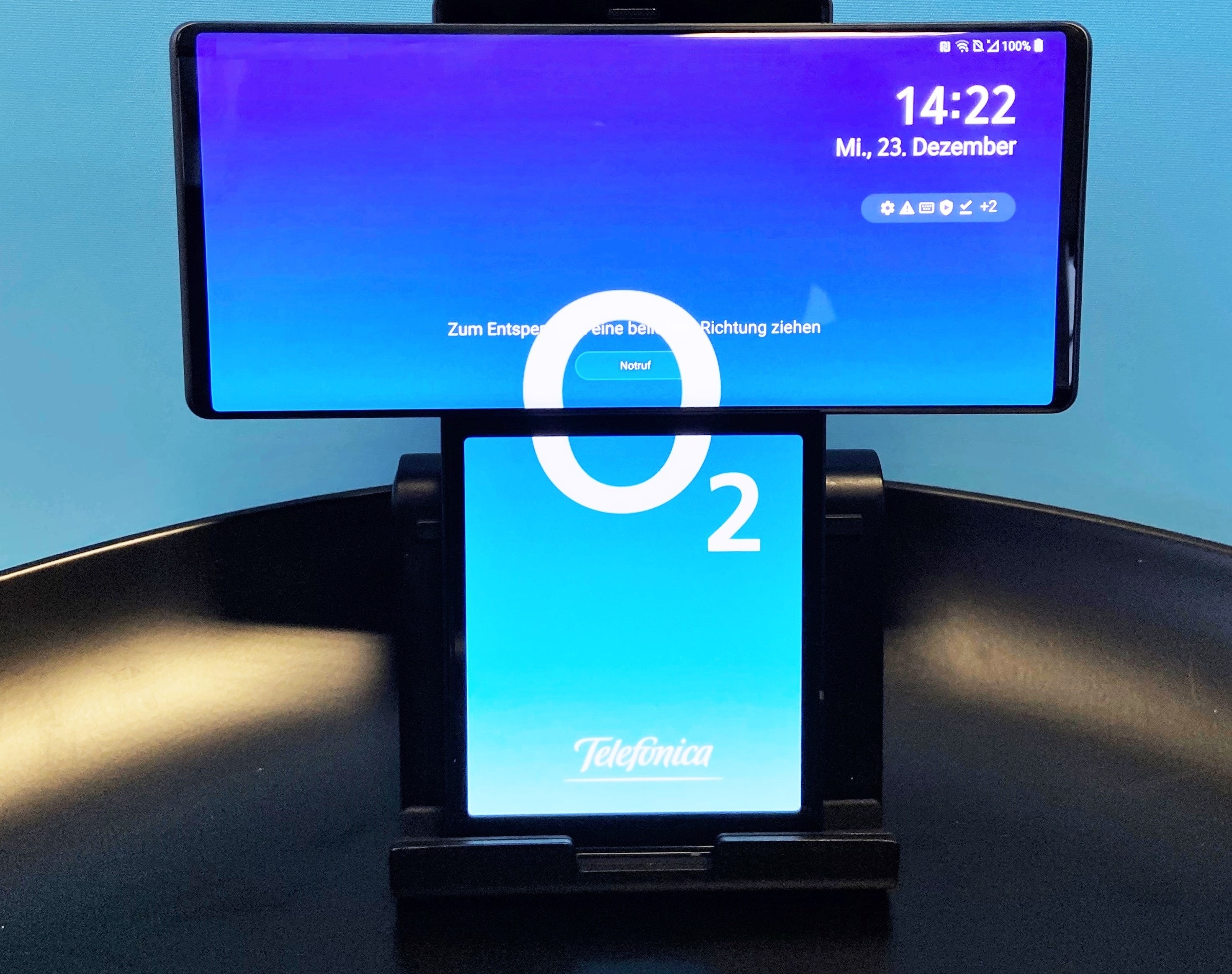 LG Wing - Zwei Displays, ein Test - jetzt bewerben und Tester*in werden