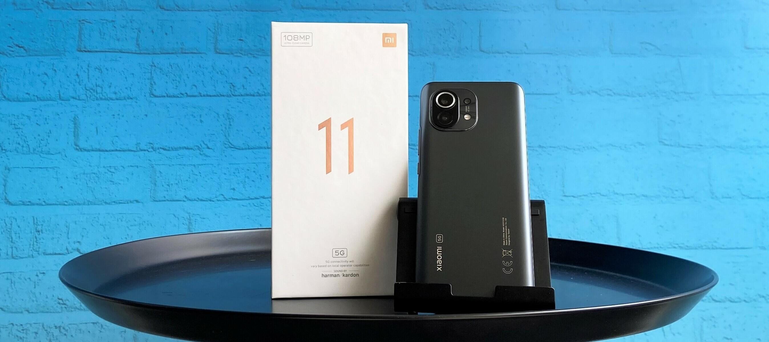 Werde jetzt Tester:in und starte mit dem exklusiven Xiaomi Mi 11 5G durch