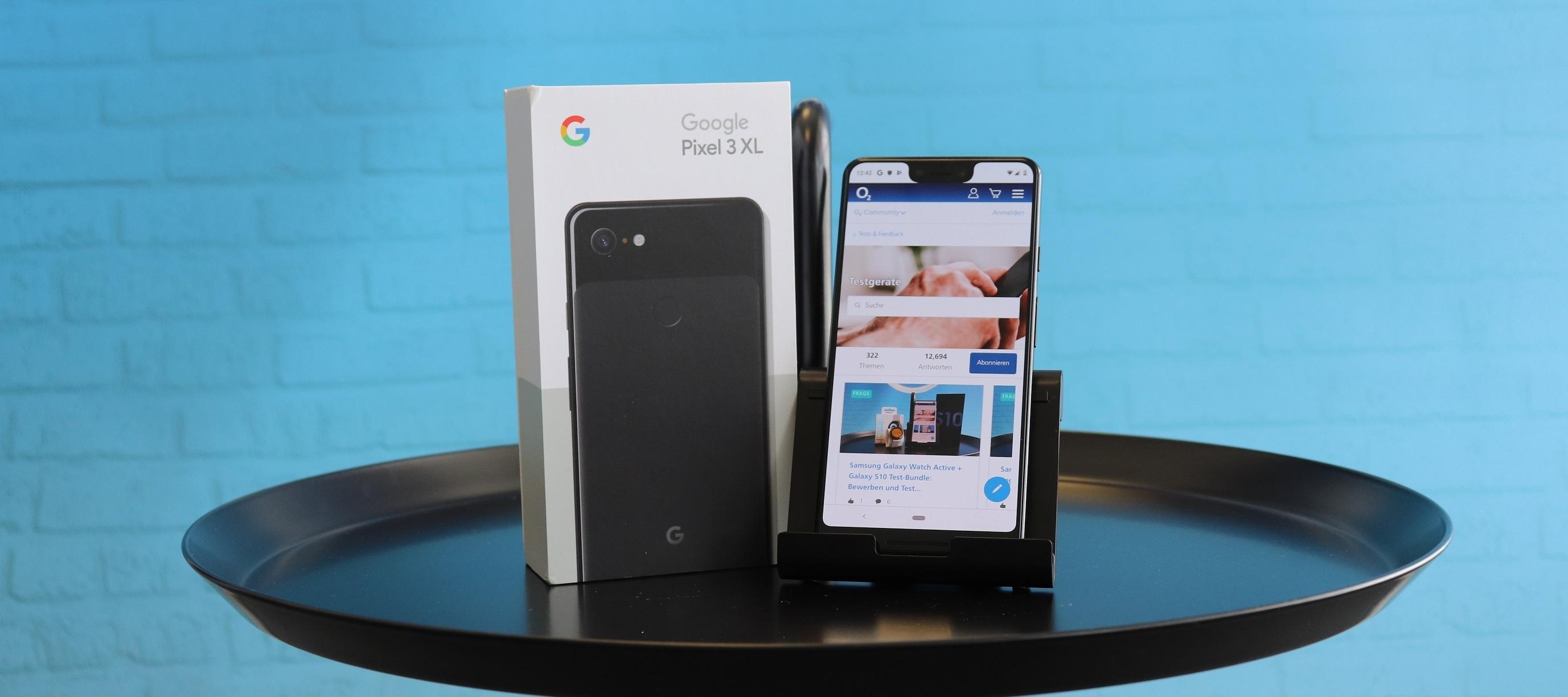 Google Pixel 3 XL Testgerät: Wir suchen dich als Handy-Tester/in! Bewirb dich jetzt!