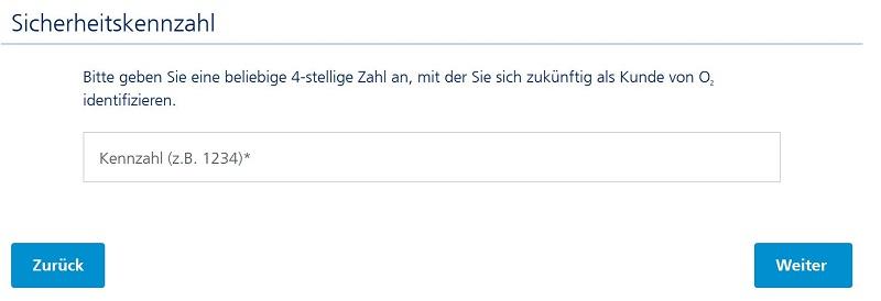 O2 Гјberweisung