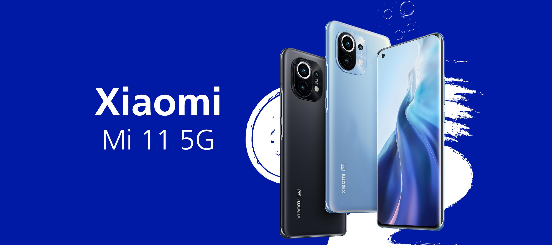 Das neue Xiaomi Mi 11 5G bei O₂