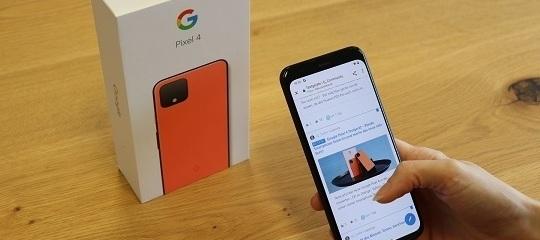 Das Google Pixel 4 im O₂ Frühlingsdeal!