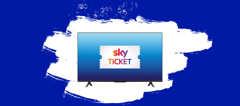 3 Monate Sky Ticket Entertainment gratis zu O₂ TV L