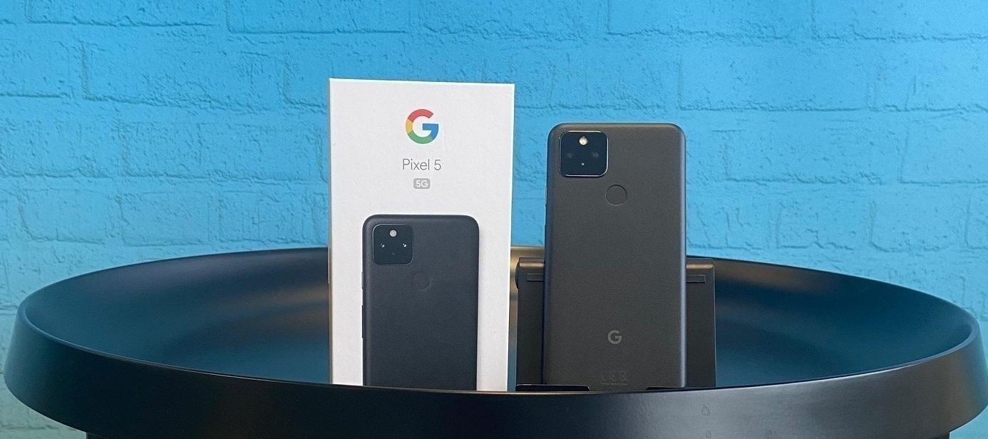 Google Pixel 5 5G - erlebe pures Android und werde jetzt Tester:in!