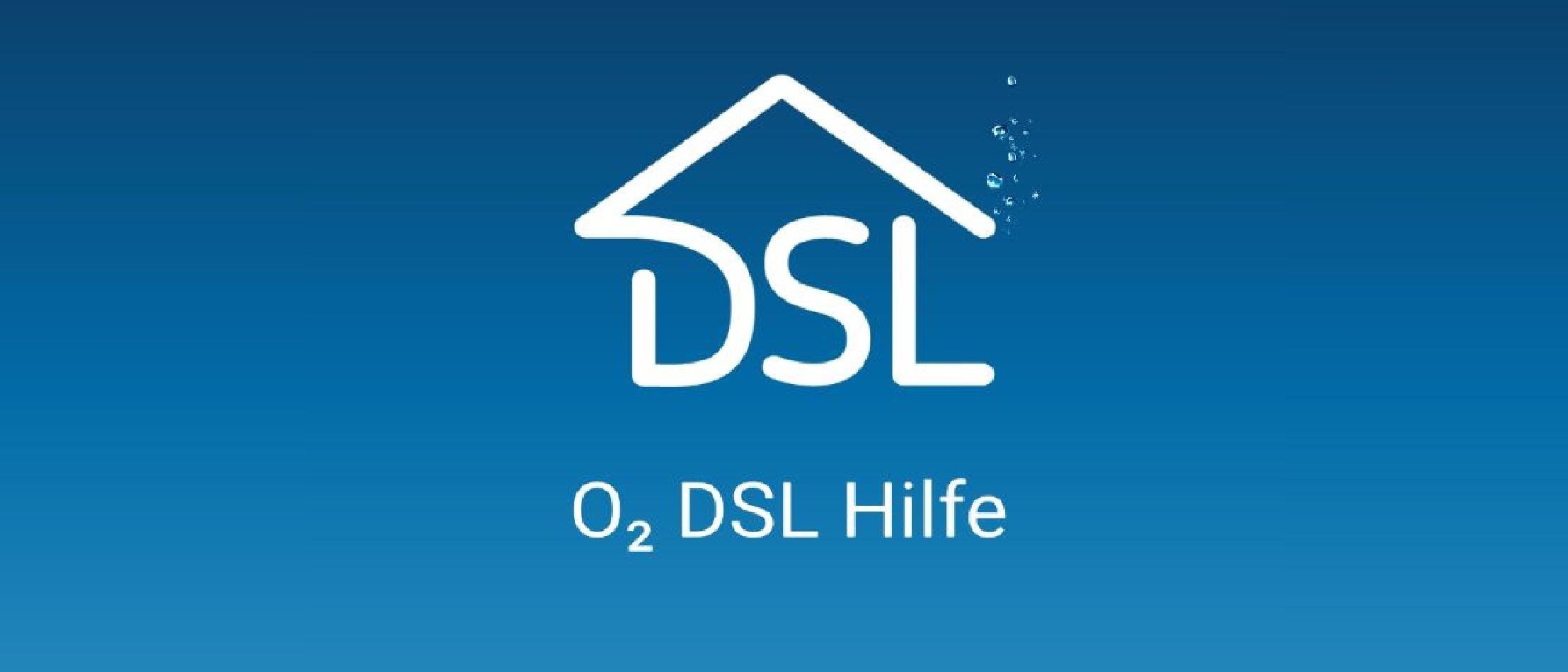 Was kann die o2 DSL Hilfe App?