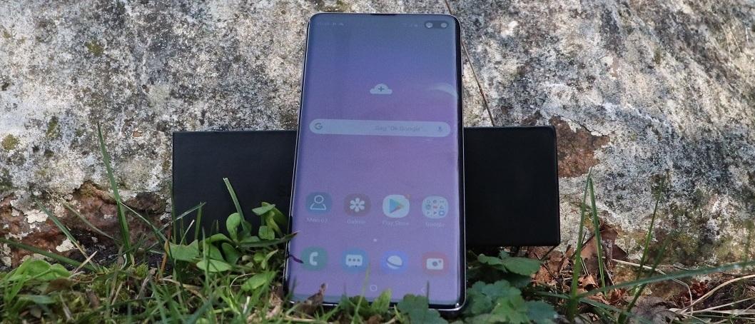Das Samsung Galaxy S10+ - jetzt bewerben und Smartphone-Tester/in werden!